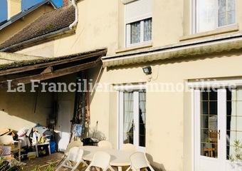Vente Maison 90m² Le Plessis-Belleville (60330) - photo