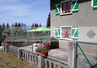 Vente Maison 5 pièces 95m² Araches (74300) - photo