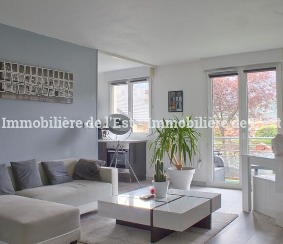 Vente Appartement 3 pièces 55m² Albertville (73200) - photo