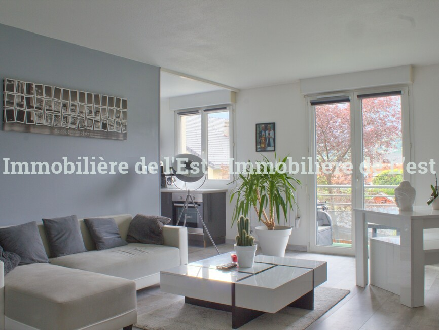 Vente Appartement 3 pièces 55m² Albertville (73200) - photo