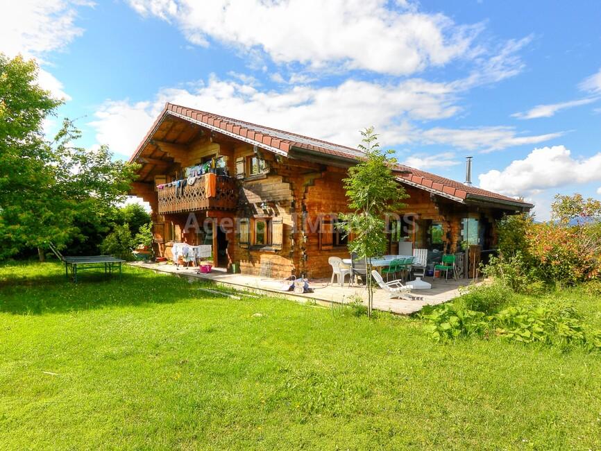 Sale House 7 rooms 159m² Saint-Sixt (74800) - photo