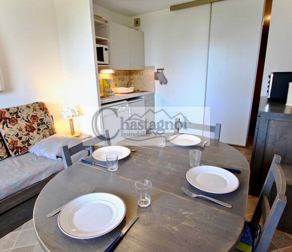 Vente Appartement 2 pièces 25m² Chamrousse (38410) - photo