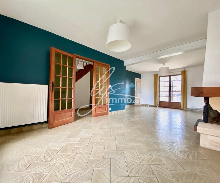 Vente Maison 4 pièces 115m² Sailly-sur-la-Lys (62840) - photo