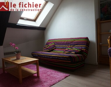 Location Appartement 2 pièces 19m² Grenoble (38000) - photo
