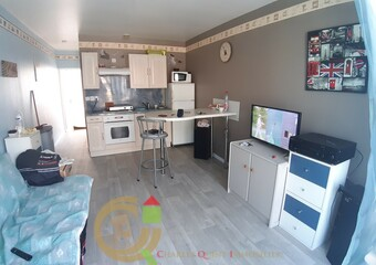 Vente Appartement 2 pièces 30m² Cucq (62780) - photo