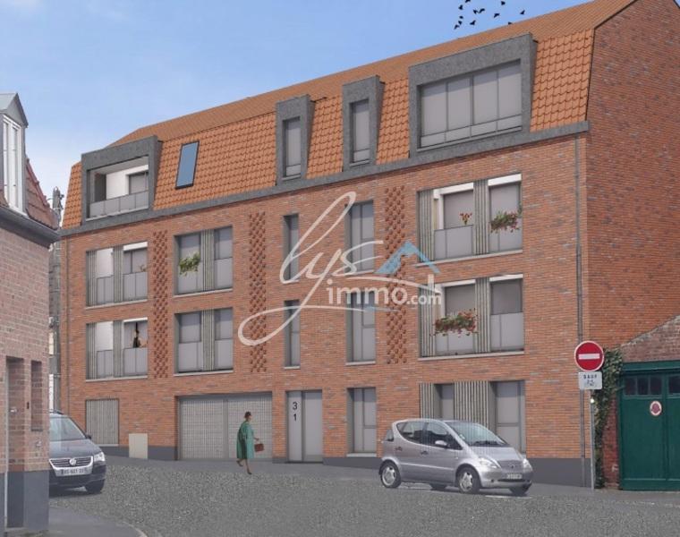 Vente Appartement 3 pièces 87m² Bailleul (59270) - photo