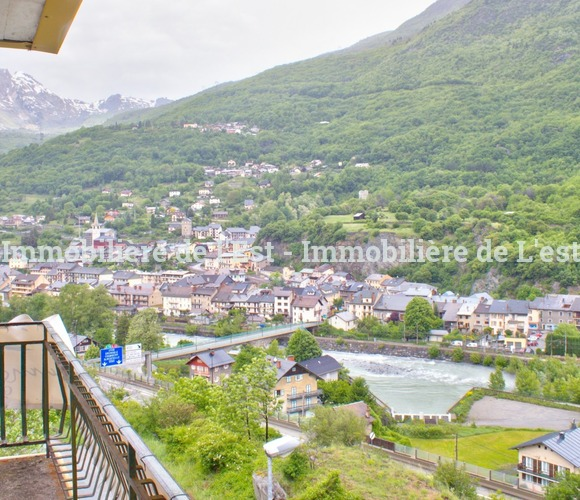 Vente Appartement 4 pièces 97m² Saint-Michel-de-Maurienne (73140) - photo