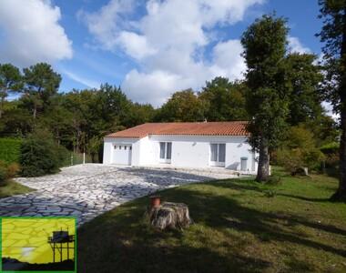 Vente Maison 5 pièces 98m² Breuillet (17920) - photo