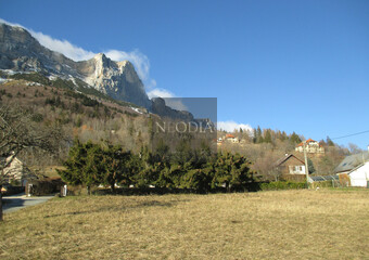 Vente Terrain 637m² Saint-Hilaire (38660) - Photo 1