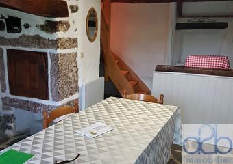 Vente Maison 3 pièces 80m² Saint-Jean-Lachalm (43510)