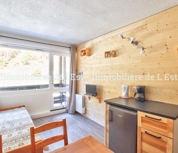 Vente Appartement 2 pièces 22m² La Norma (73500) - photo