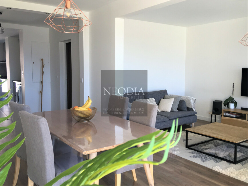 Vente Appartement 111m² Grenoble (38100) - photo