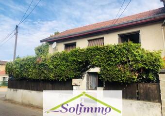 Vente Maison 3 pièces 75m² Bourgoin-Jallieu (38300) - Photo 1