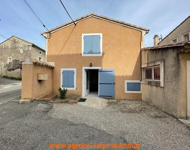 Vente Maison 3 pièces 42m² Sauzet (26740) - photo