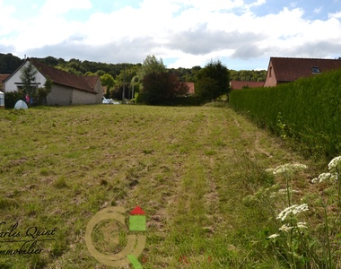 Vente Terrain 1 833m² Montreuil (62170) - photo