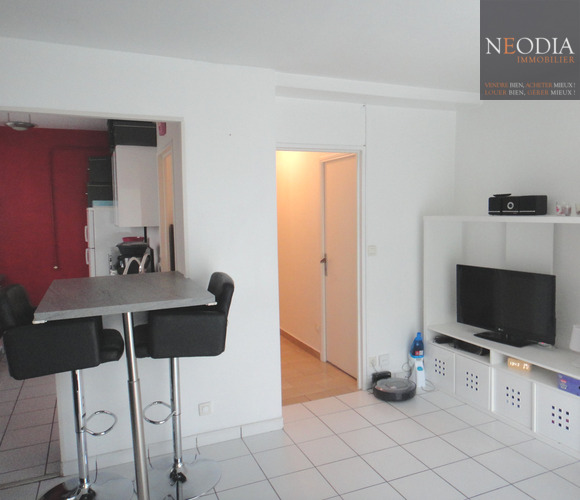 Location Appartement 2 pièces 43m² Grenoble (38100) - photo