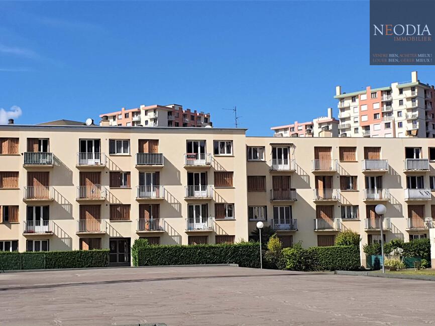 Vente Appartement 77m² Échirolles (38130) - photo