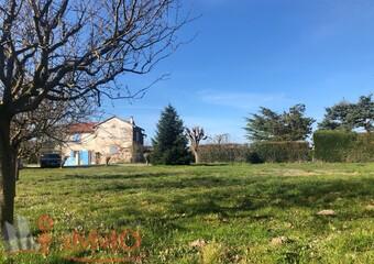 Vente Terrain 740m² Saint-Paul-d'Uzore (42600) - Photo 1