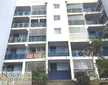 Vente Appartement 3 pièces 59m² Sainte-Marie (97438) - photo