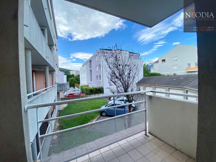 Vente Appartement 26m² Échirolles (38130) - photo