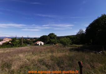 Vente Terrain 9 507m² Le Teil (07400) - Photo 1