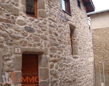 Location Maison 2 pièces 54m² Saint-Romain-en-Jarez (42800) - photo