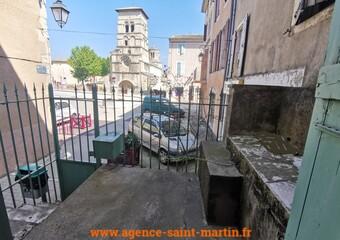 Vente Maison 5 pièces 65m² Cruas (07350) - Photo 1