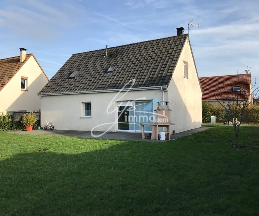 Vente Maison 6 pièces 105m² Merville (59660) - photo