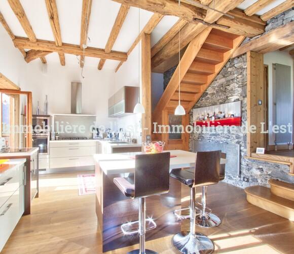 Vente Maison 6 pièces 165m² Montailleur (73460) - photo