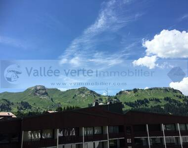 Vente Appartement 2 pièces 23m² Taninges (74440) - photo