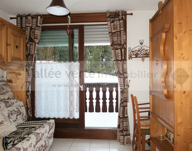 Vente Appartement 1 pièce 19m² Mieussy (74440) - photo