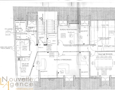 Location Bureaux 4 pièces 150m² Saint-Denis (97400) - photo