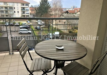 Vente Appartement 4 pièces 79m² SAINT-MARTIN-D'HERES - photo