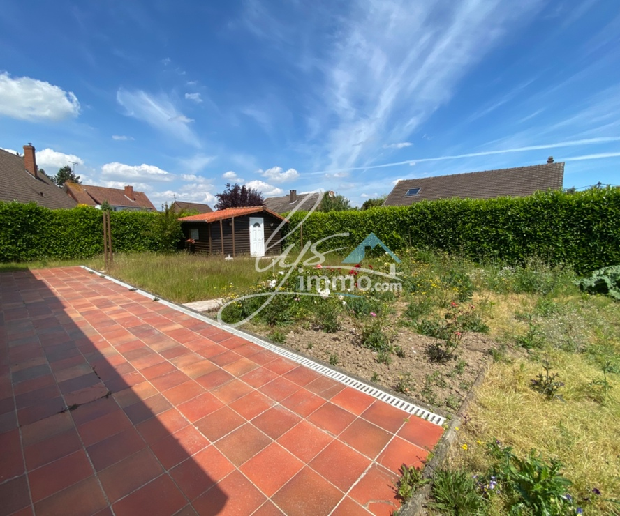 Vente Maison 121m² Godewaersvelde (59270) - photo
