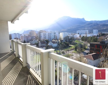 Vente Appartement 2 pièces 57m² Grenoble (38100) - photo