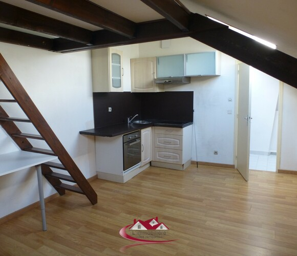 Vente Appartement 1 pièce 25m² Houdan (78550) - photo
