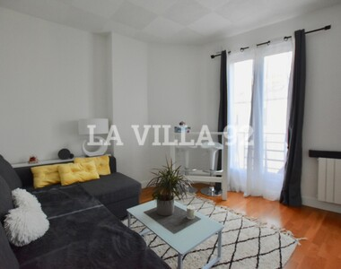 Location Appartement 1 pièce 16m² Asnières-sur-Seine (92600) - photo
