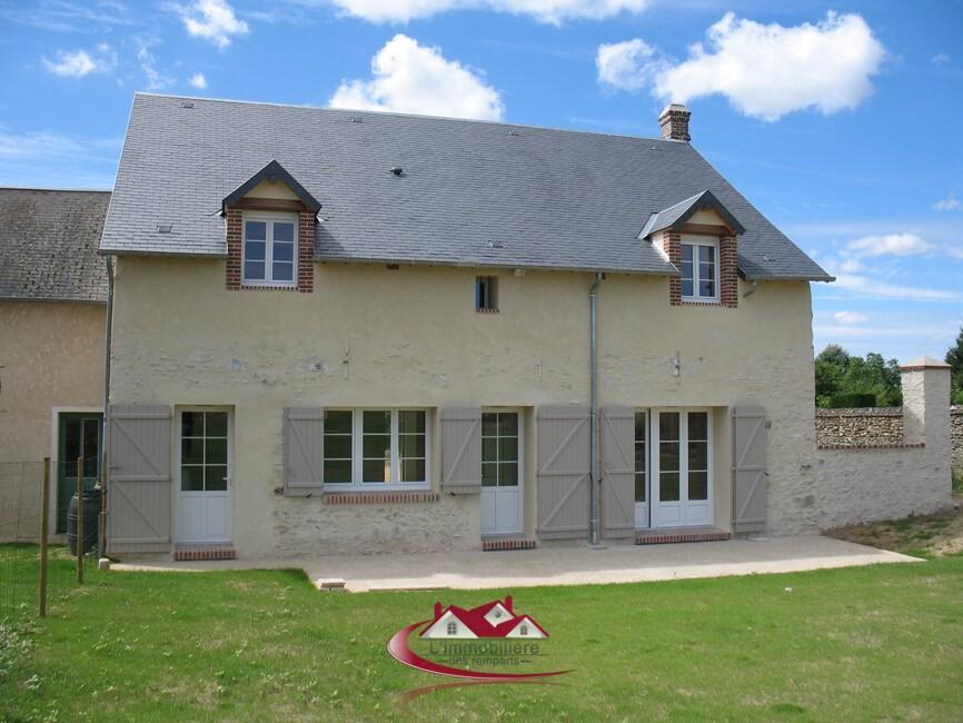 Location Maison 6 pièces 168m² Faverolles (28210) - photo