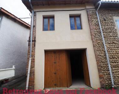 Vente Maison 2 pièces 60m² Lens-Lestang (26210) - photo