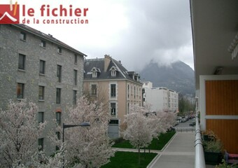Location Appartement 4 pièces 86m² Grenoble (38000) - Photo 1