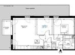 Vente Appartement 3 pièces 64m² Saint-André-lez-Lille (59350) - Photo 3