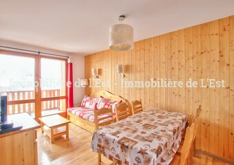 Vente Appartement 3 pièces 41m² Valmeinier (73450) - Photo 1