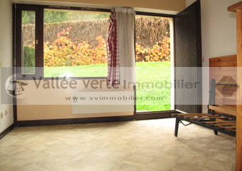 Vente Appartement 1 pièce 19m² Onnion (74490) - Photo 1