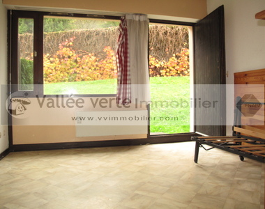 Vente Appartement 1 pièce 19m² Onnion (74490) - photo