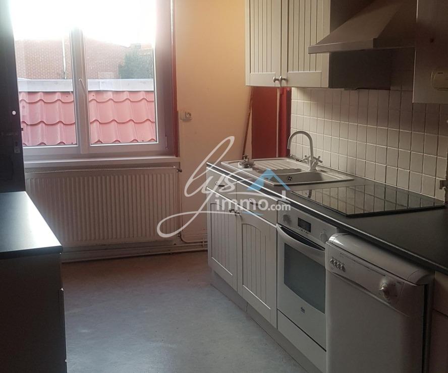 Location Appartement 3 pièces 67m² La Bassée (59480) - photo