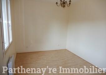 Vente Appartement 3 pièces 67m² Parthenay (79200)