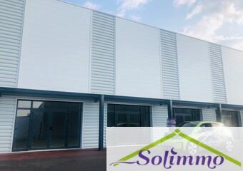 Location Local commercial 1 pièce 109m² Charancieu (38490) - Photo 1