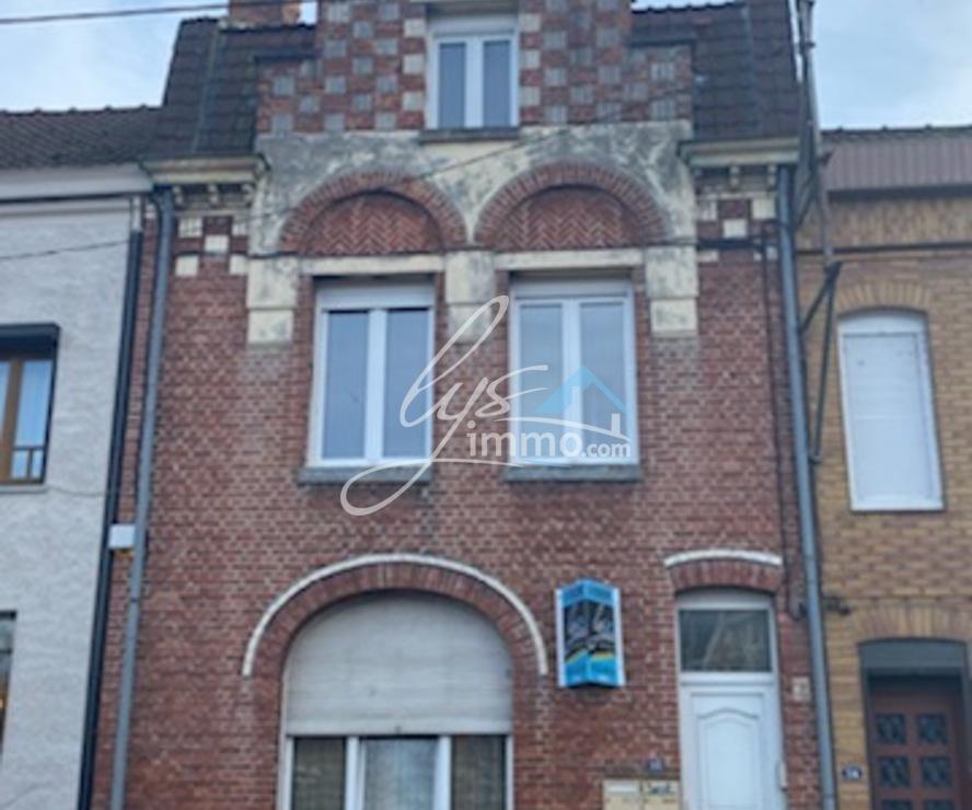 Vente Immeuble 148m² Merville (59660) - photo