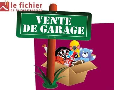 Vente Garage 15m² Fontaine (38600) - photo