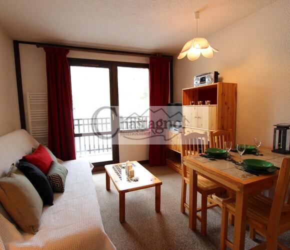 Vente Appartement 1 pièce 19m² CHAMROUSSE - photo
